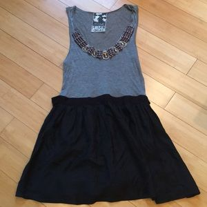 Young Fabulous and Broke Flowy Casual Dress